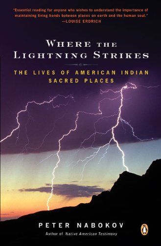 Where the Lightning Strikes: The Lives of American Indian Sacred Places: Peter Nabokov: 9780143038818: Amazon.com: Books
