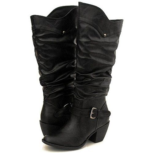 Wild Diva Women's Cowboy Boots