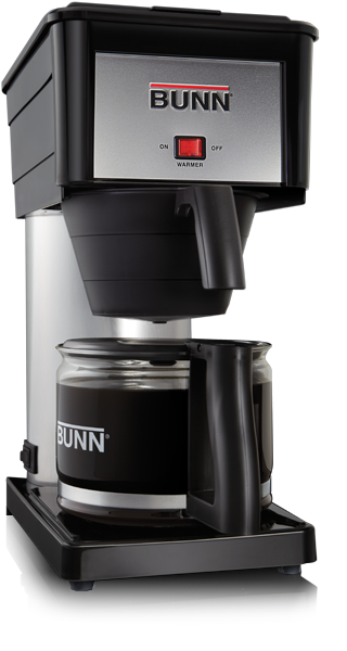 Bunn Velocity Brew Bx Coffee Maker Maintains 200 Degree Water