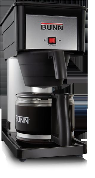Bunn Velocity Brew Bx Coffee Maker Maintains 200 Degree Water Tank