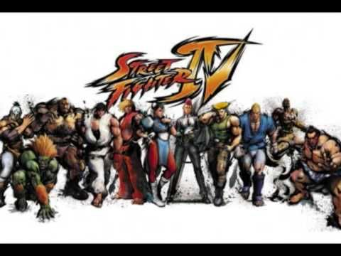 Street Fighter IV OST - Shop PV BGM, epic tune!