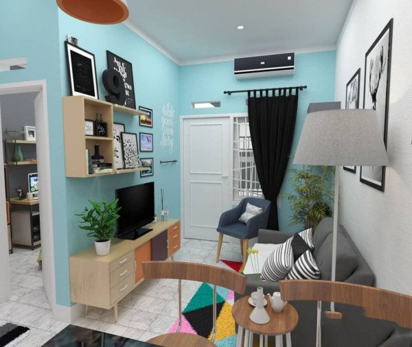 30 Big Ideas For Small Space That Will Blow Your Mind Engineering Discoveries In 2021 Small House Interior Design Home Room Design Small House Interior