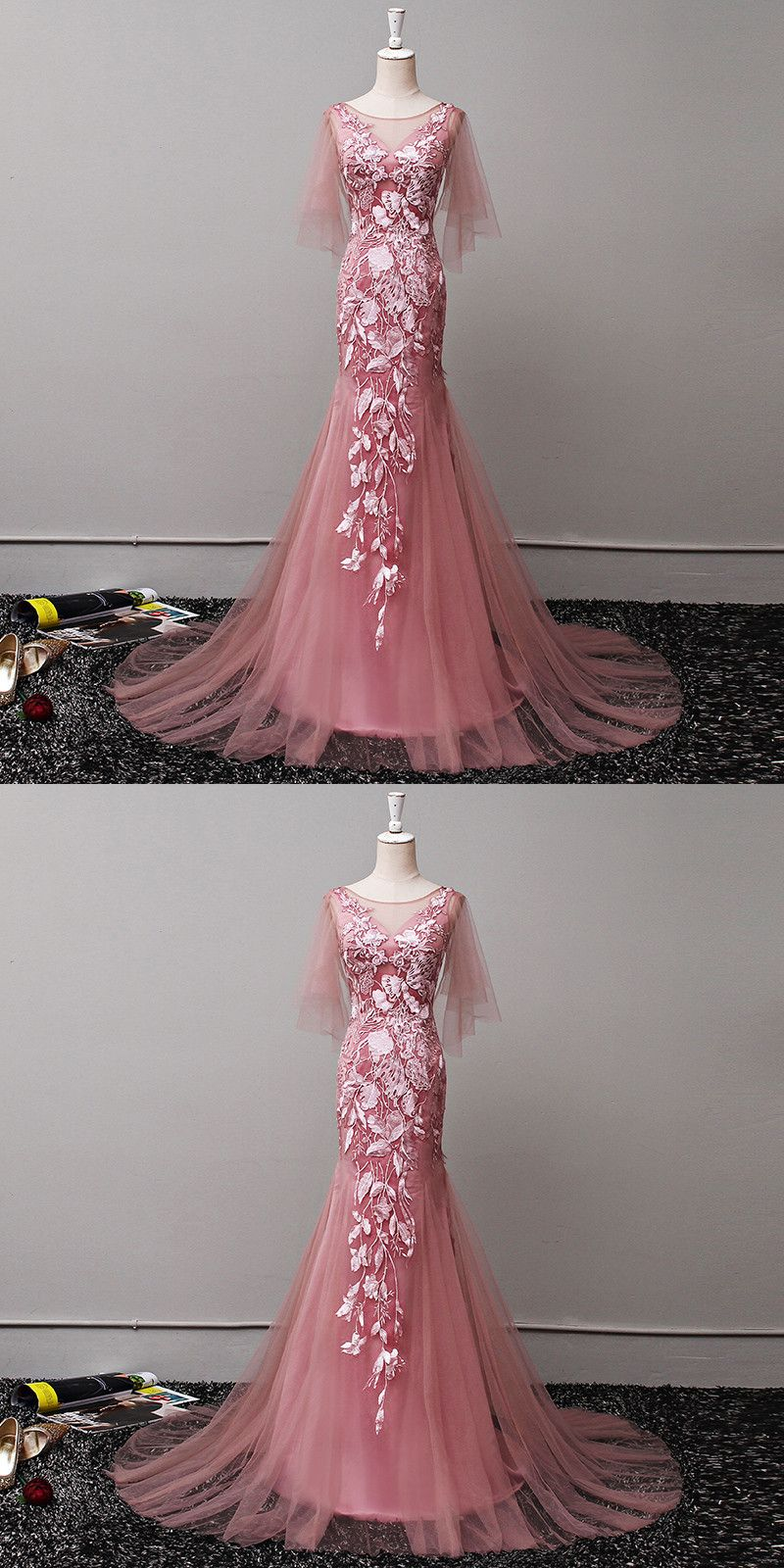 Cheap prom dressevening gownssimple prom dresselegant evening