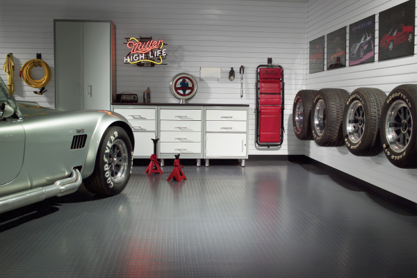 Garage Garage Workshop Pinterest