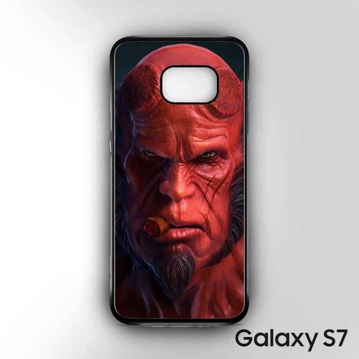 Hell Boy the Red Guy for Samsung Galaxy S7 phonecases