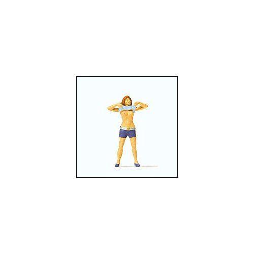 PREISER HO SCALE 1/87 LADY UNDRESSING | BN | 28124 | eBay
