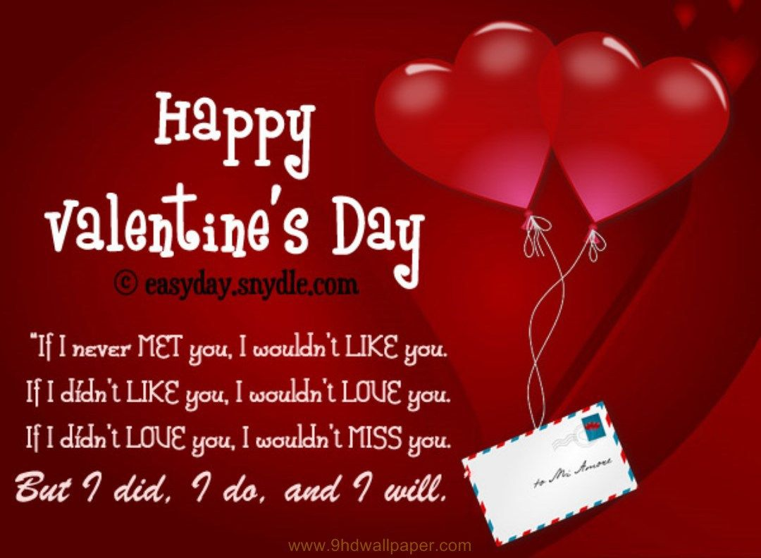 Best Valentine Day Quotes Wallpapers Pictures For Friends