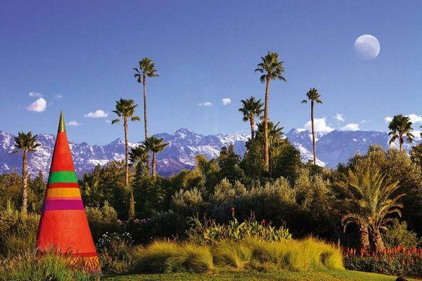 Anima Garden Visit Marrakech Marrakech Morocco Travel