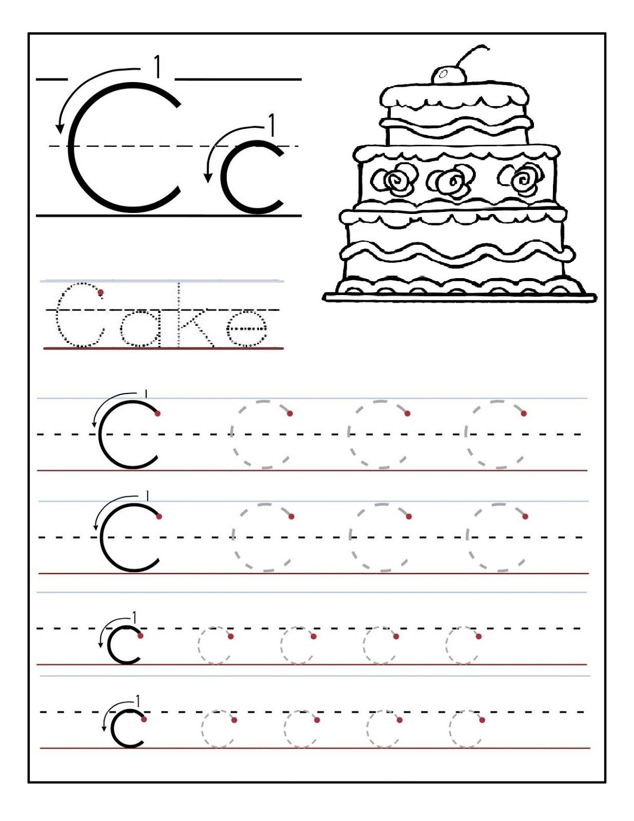 Kids Learning Sheets Printable | K5 Worksheets | Alphabet and ...