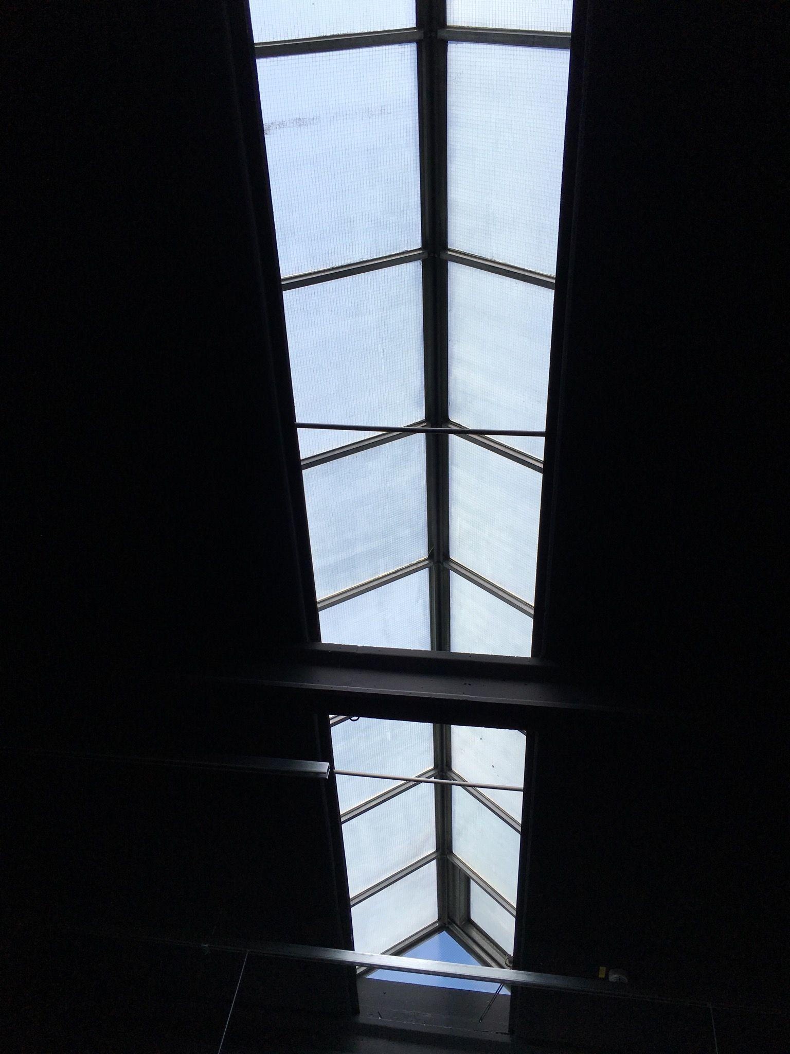 Fenster innenansicht  Sonnenschutz für Drahtglas Fenster Innenansicht | PROTECFOLIEN ...