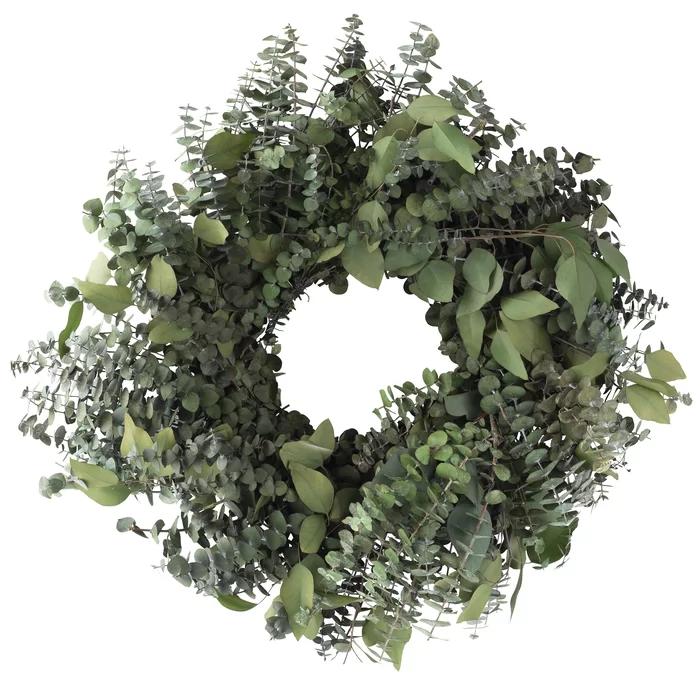 Photo of Preserved 20″ Eucalyptus Wreath