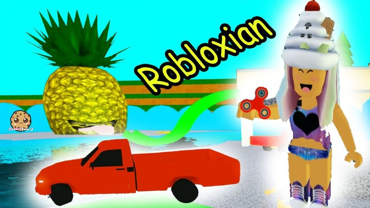 Cookies World C Roblox