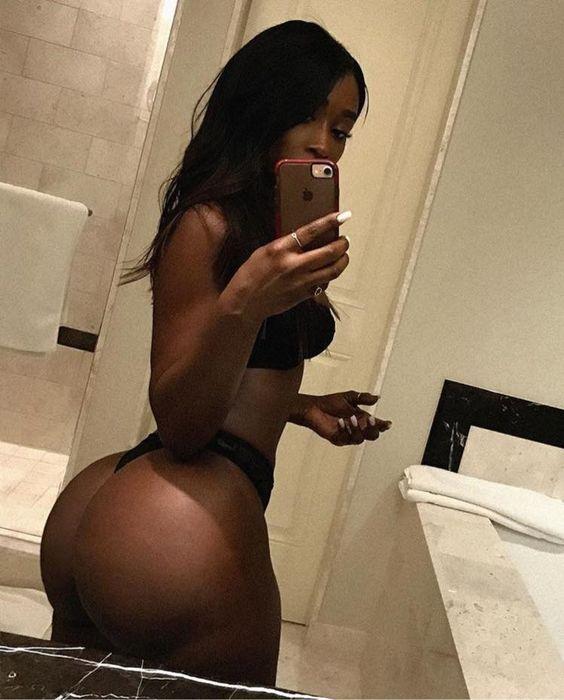 Tiny black ass