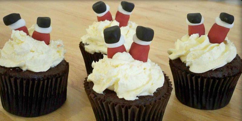A Noël Cest Plus Que Jamais La Folie Des Cupcakes Jeux - Jeux de cuisine de noel