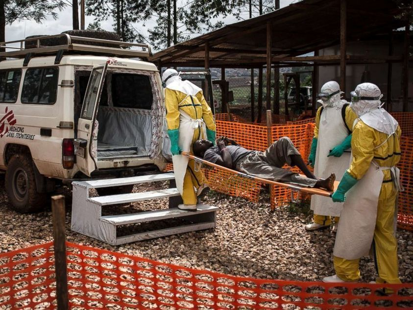 2nd deadliest Ebola outbreak in history spreads to major