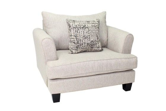 Living Room Sets For Less mor furniture for less | rachael omega mist chair - chairs
