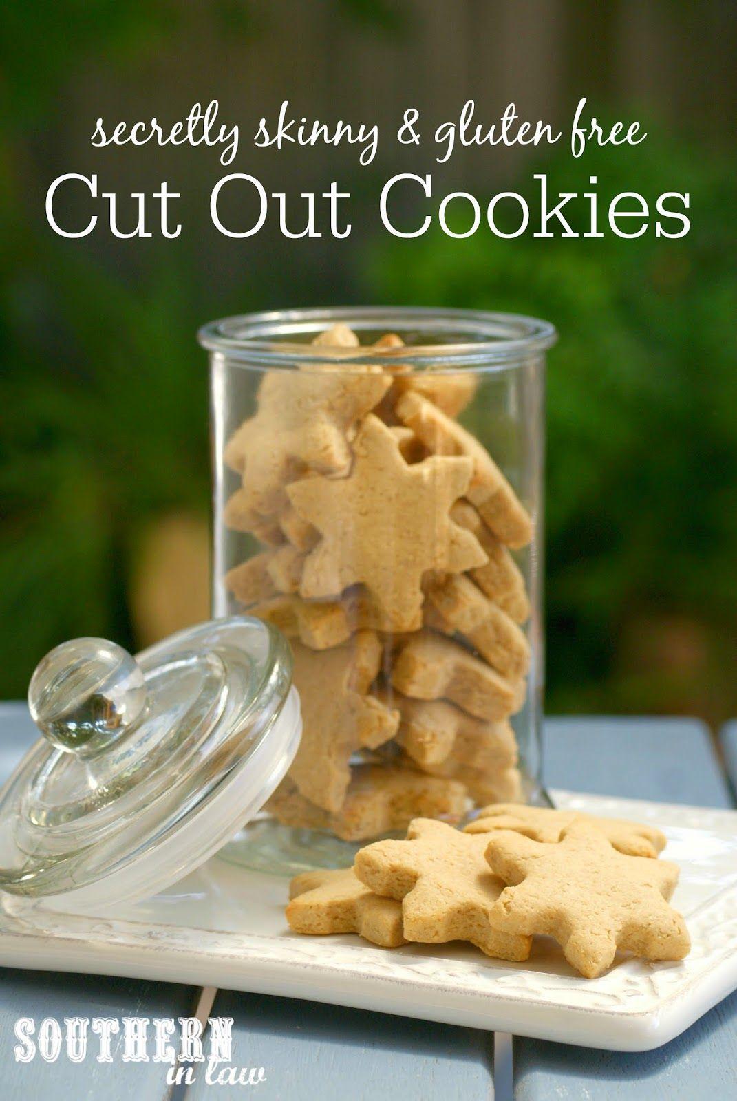 Recipe Healthier Cut Out Cookies Gluten Free Recipes Gluten