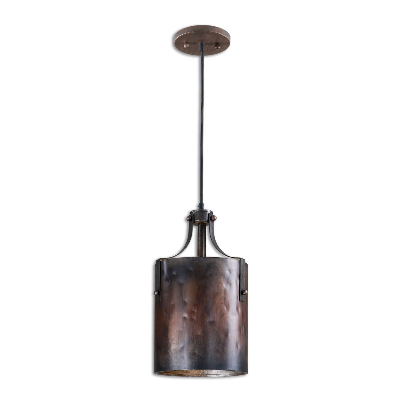 copper mini pendant light. Uttermost Akron 1 Light Copper Mini Pendant E