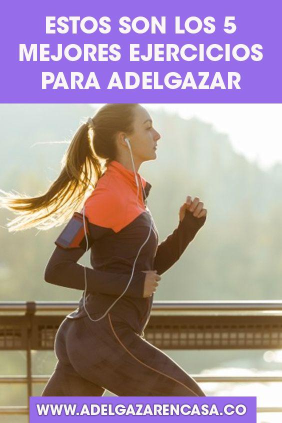 Si andas en búsqueda de ejercicios que te ayuden a quemar grasa y bajar de peso efectivamente entonc...
