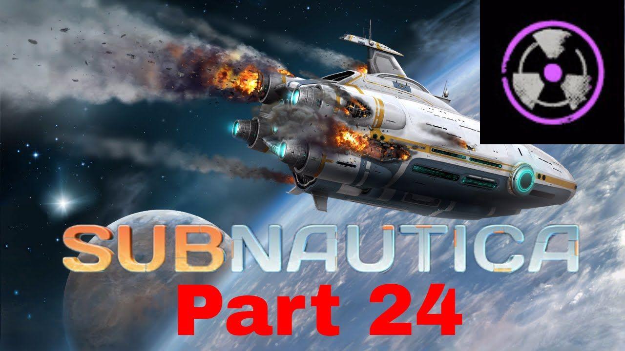 Subnautica Part 24 The New Aurora Twitch Tv Youtube Aurora