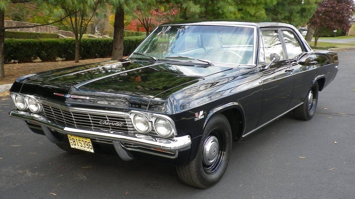 1965 Chevrolet Biscayne 4 Door For Sale Hemmings Motor News Chevrolet Classic Cars Biscayne