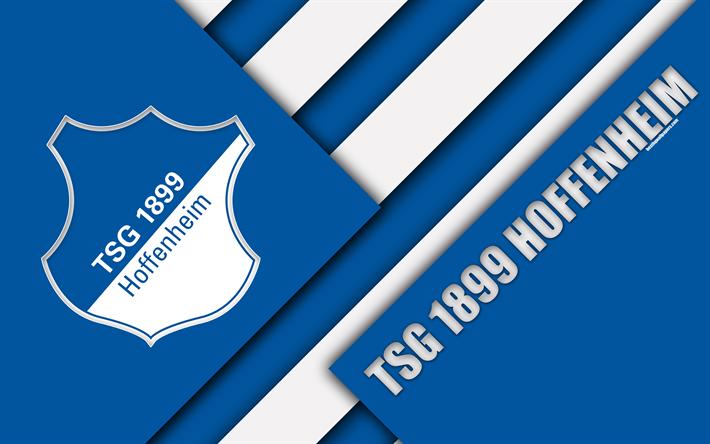 Логотип футбольного клуба хоффенхайм