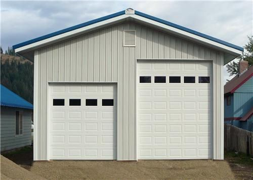 Small Garage Shop Residential Steel Garages Garage Doors For Sale Small Garage Shop Garage Doors