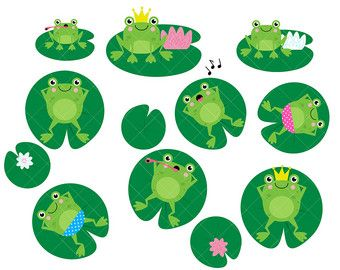 17++ Frog lily pad clipart information