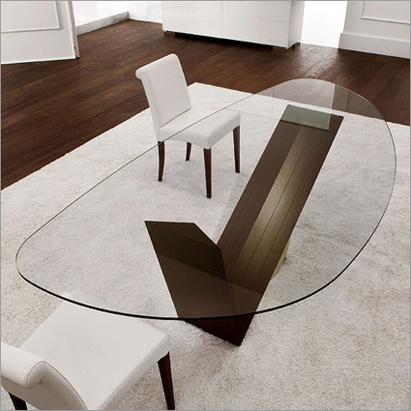 Dining Room Cool Designer Glass Dining Tables Terrific Modern