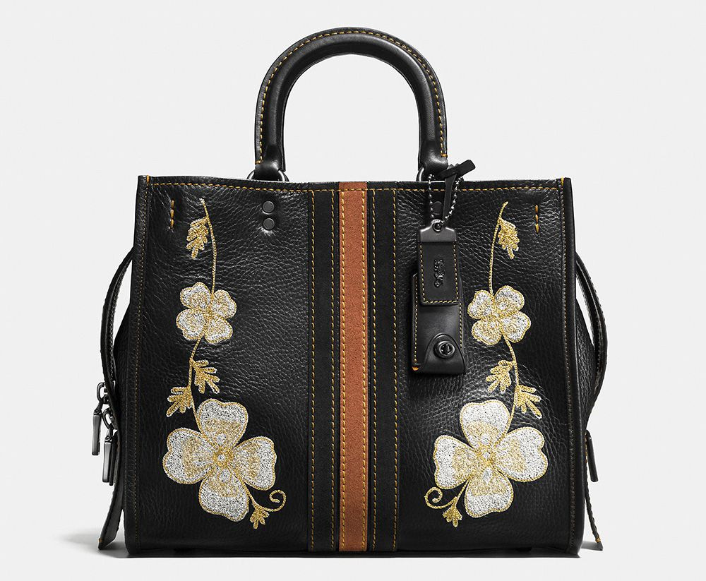 Coach 1941 Western Embroidery Rogue Bag  Bags I Love