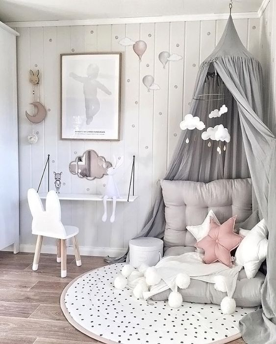 45 Scandinavian Kids Room Trending Now With Images Pastel Girls Room Girl Room Kid Room Decor
