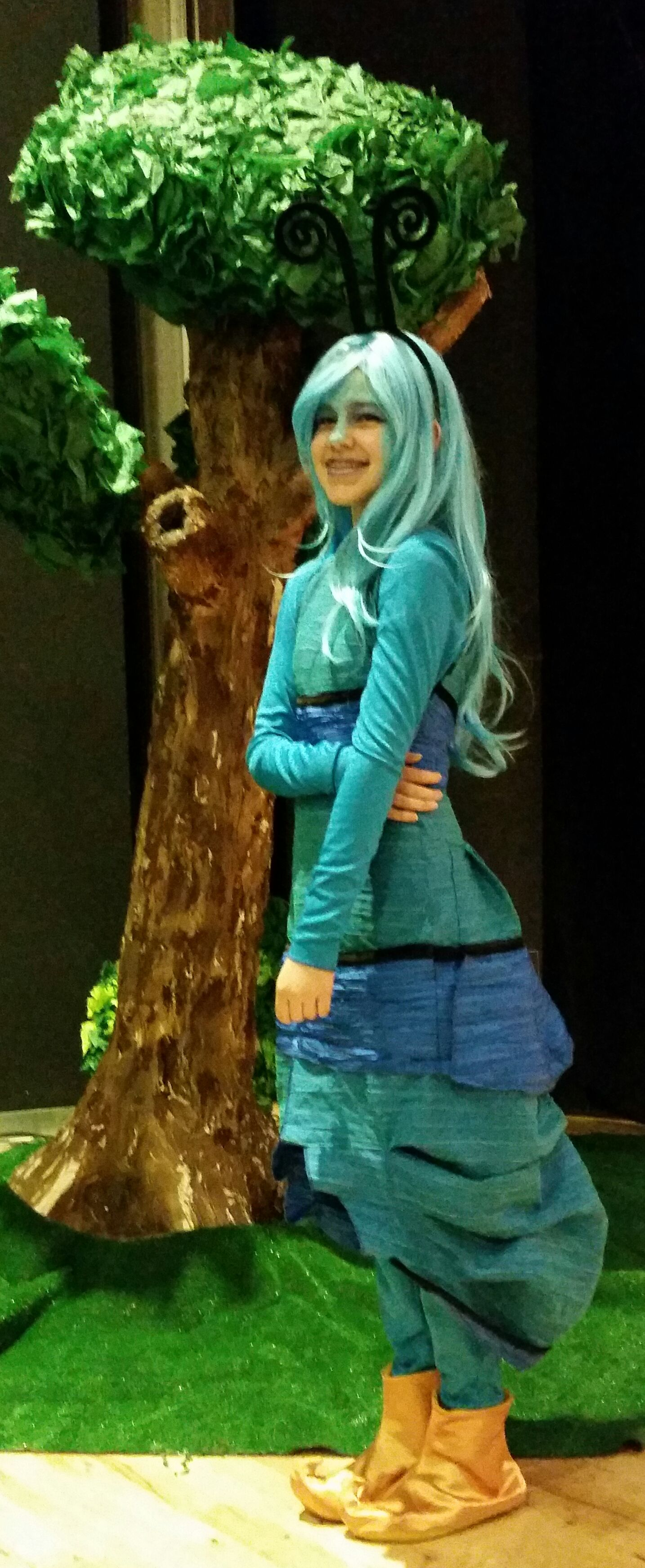 How To Make A Caterpillar Costume In Alice In Wonderland
