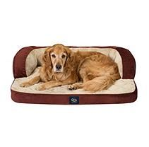 Serta Perfect Sleeper Xl 40 Quot X 28 Quot Sleeper Sofa Pet Bed Burgundy Pet Sofa Bed Serta Perfect