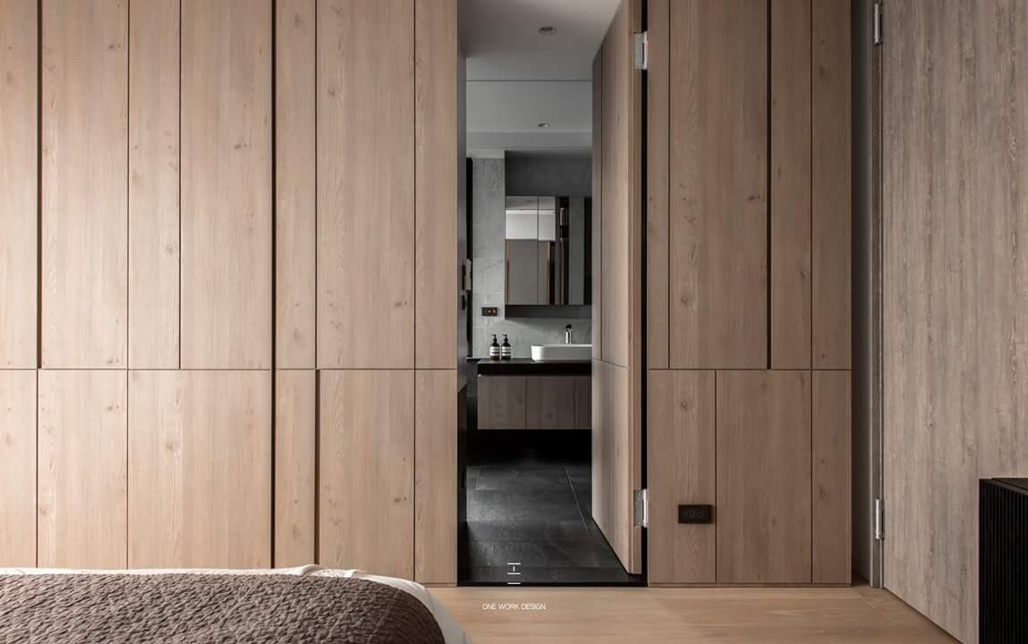 Pin By Eris Chong On 工一设计 吉光片羽 Hidden Doors In Walls Minimalist Home Interior Home