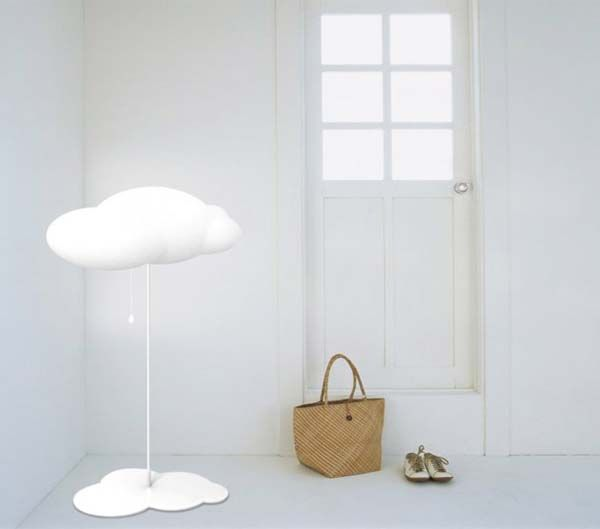 Cloud shaped floor lamp and pendant lamp from liping zhao cloud cloud lamp 2 cloud shaped floor lamp and pendant lamp from liping zhao aloadofball Gallery