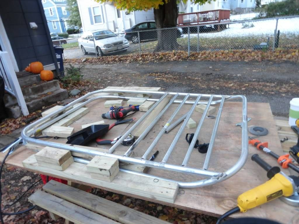 Build your own Roof Rack for 70 Roof