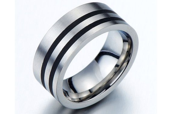 Men's Promise Ring for Him/Promise Ring Bands/Promise Ring ...