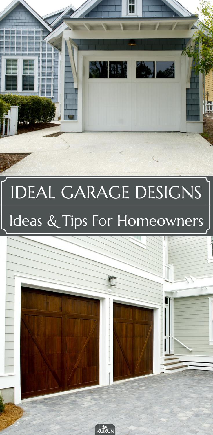 Garage Design Tips Ideal Garage Design Ideas And Tips For Homeowners Curb Appeal