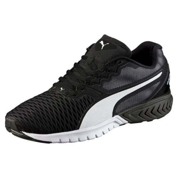 Buty Do Biegania Ignite Dual Damskie Puma Black Puma White Srednie Puma Running Shoes Womens Running Shoes Running Shoes