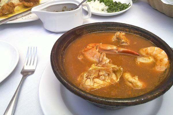 Resultado de imagen de mariscada receta mexicana