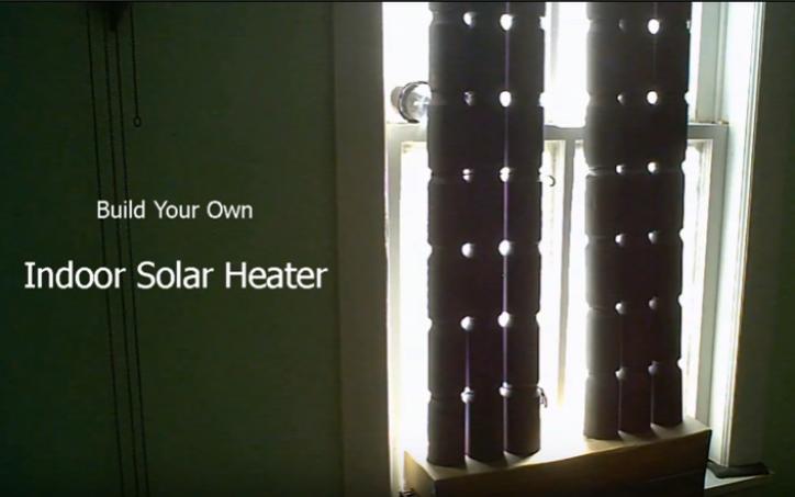 Egy kis barkácsolással fűteni fog az ablak - 365 környezettudatos ötlet