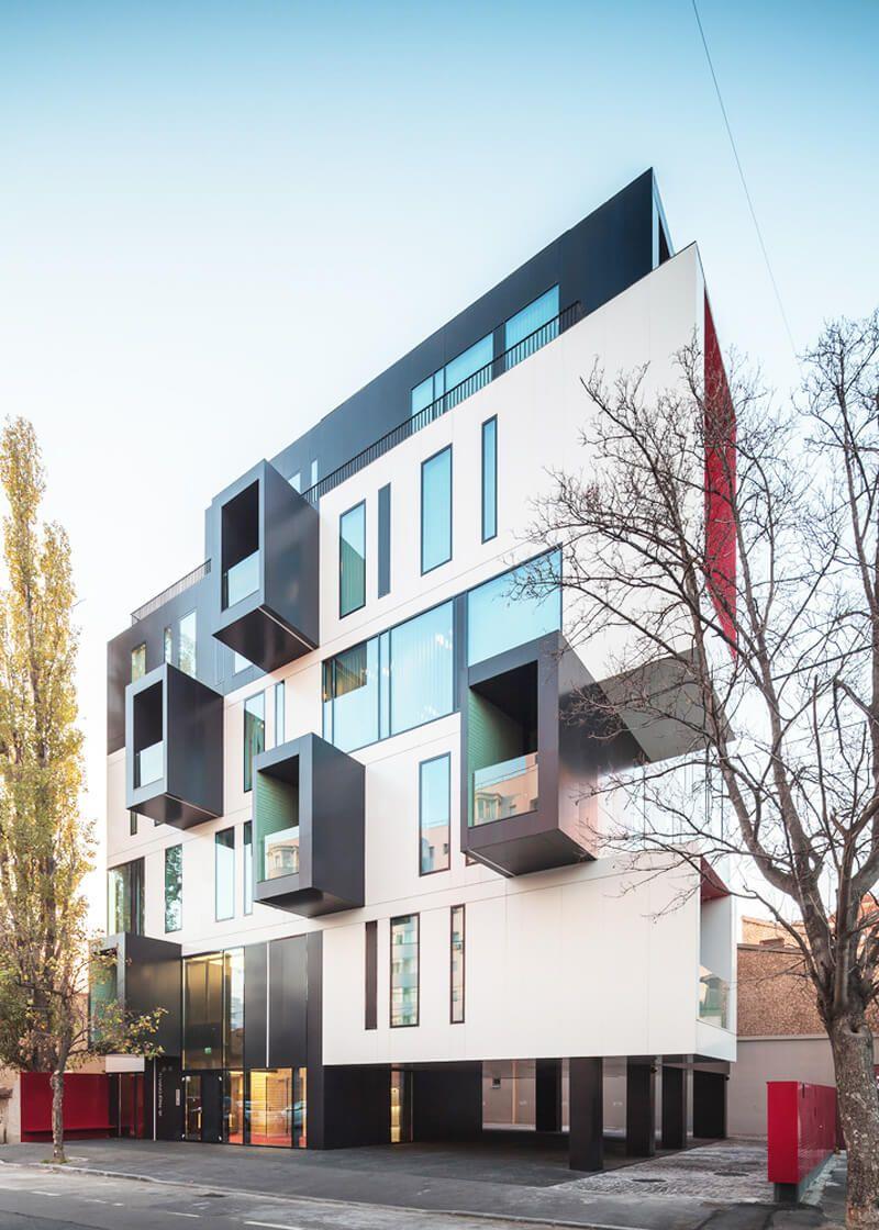 Small office building design ideas