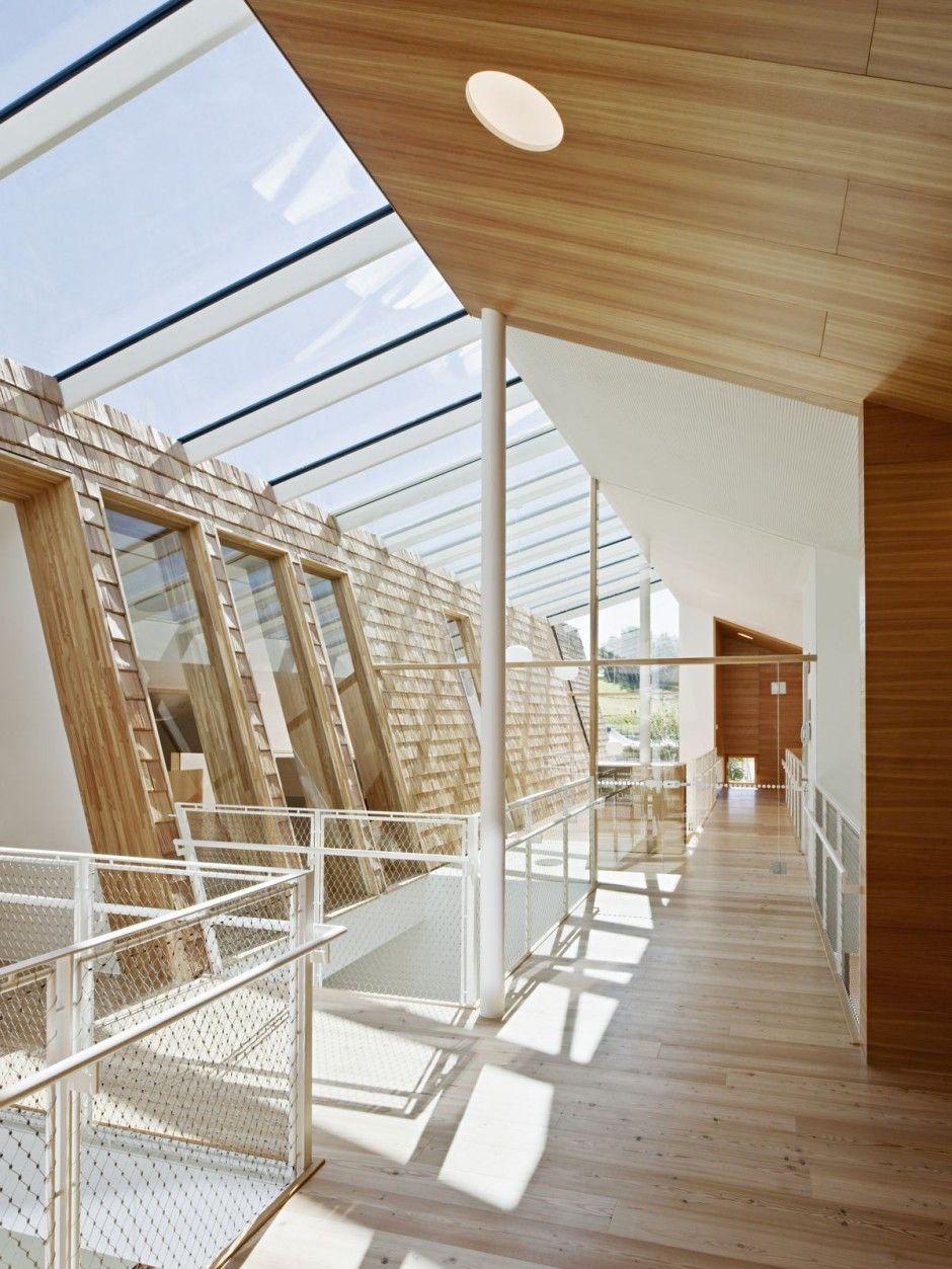 kindergarten terenten by feld72 architects ouvertures pinterest