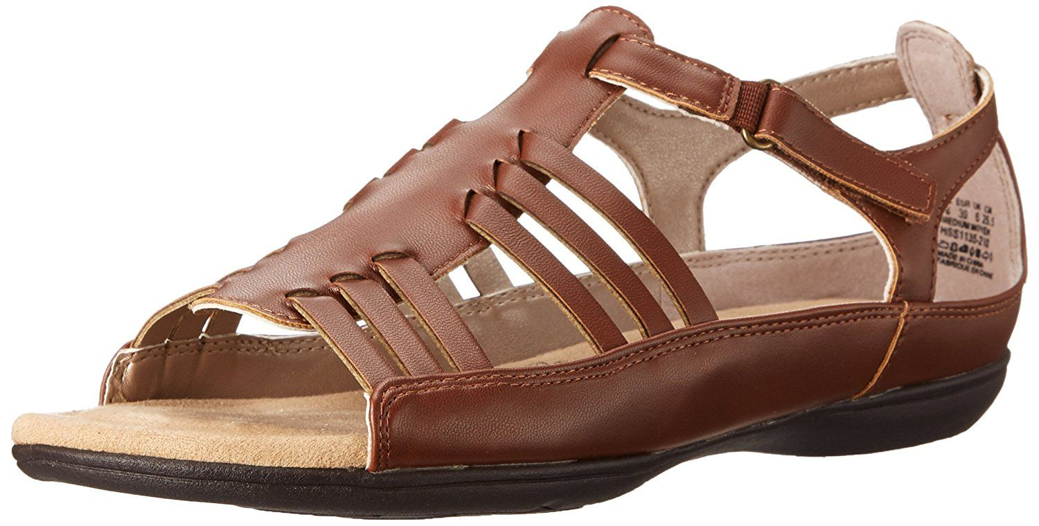377e0ed8b633 Soft Style by Hush Puppies Women s Eaby Dress Sandal    Tried it! Love it!  Click the image.   Closed toe sandals