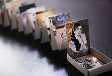 Livre D Artiste Wikipedia Livre D Artiste Art Sur Livre Livres Faits Maison