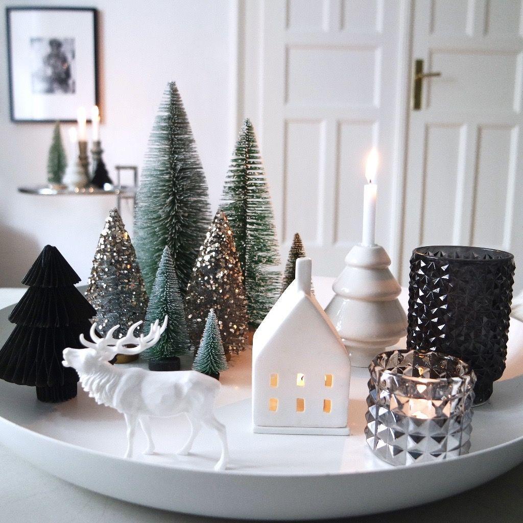 Les meilleures idées pour votre décoration de Noël – Décorations de Noël – Winter style