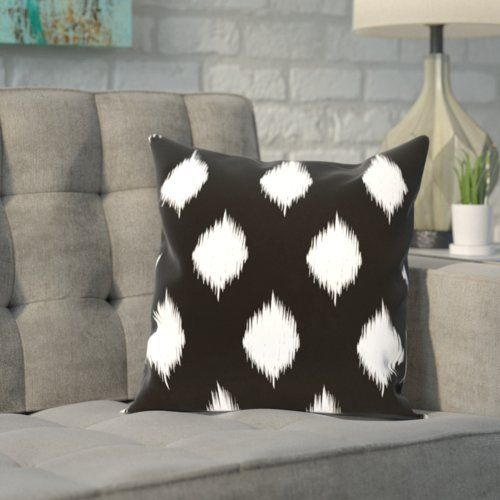 Carnell Throw Pillow Throw Pillows Modern Throw Pillows