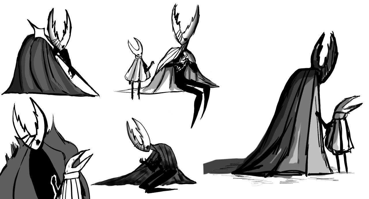 Marenart The Hollow Knight Should Have Lived The Hollow Knight Hollow Art Knight Knight Art