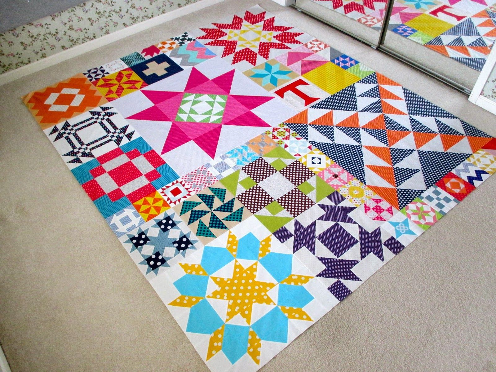 Cupcakes 'n Daisies: All Done . . . . | Quilting/sewing ... : all quilts - Adamdwight.com