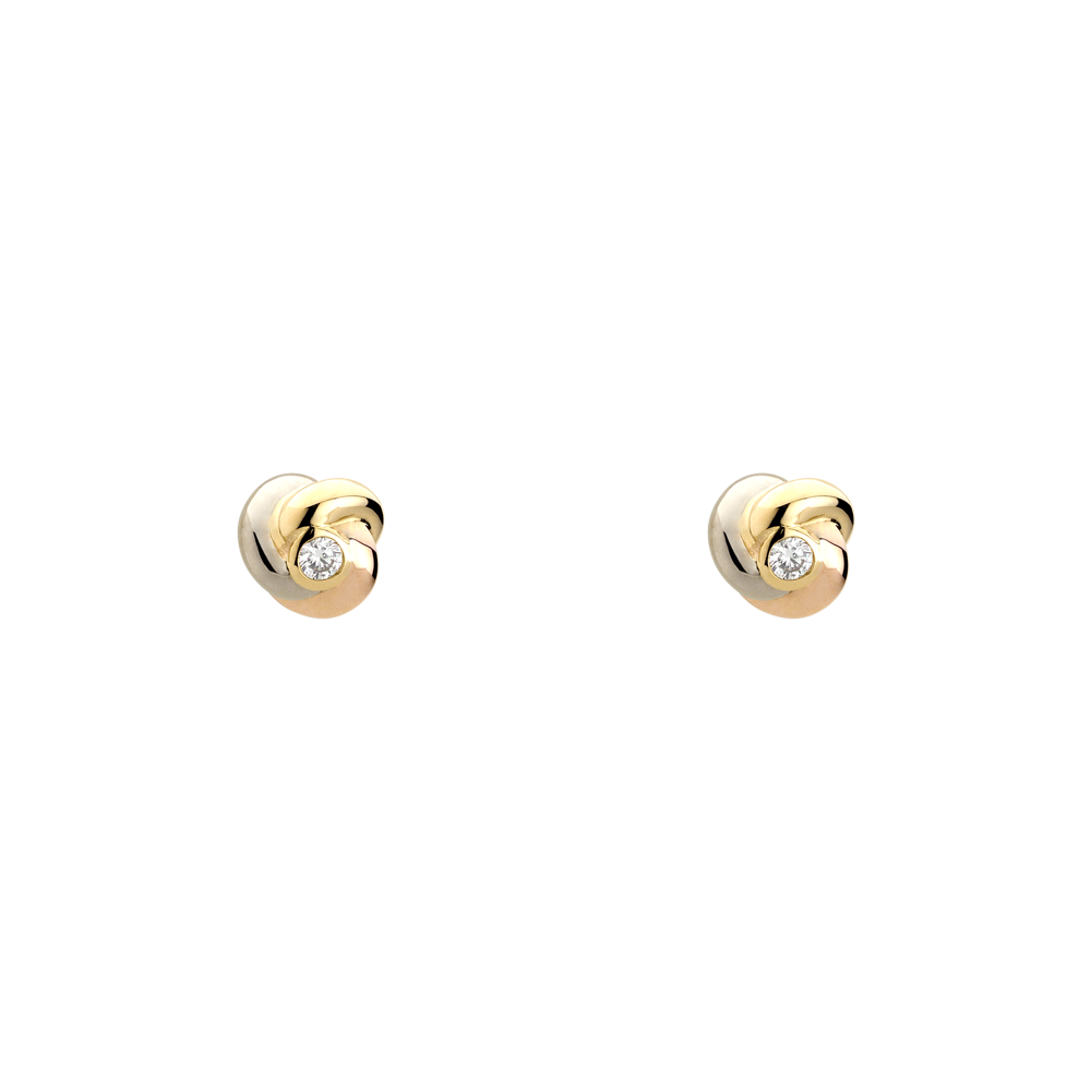 Baby Trinity earrings | Jewels | Pinterest | Cartier, Jewel and Girls